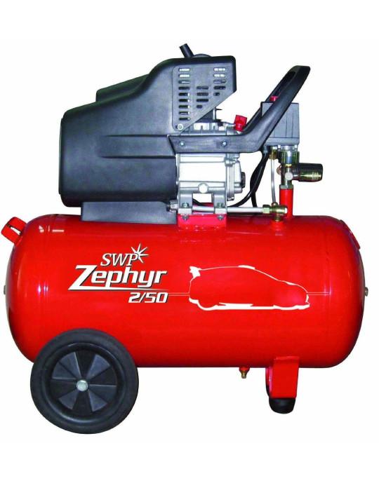 Zephyr ZC250 2HP 50 Litre 230v Air Compressor