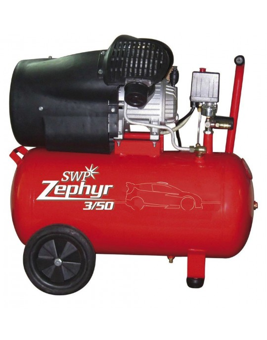Zephyr ZC350 3HP 50 Litre 230v Air Compressor